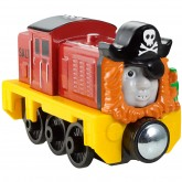 Fisher Price Locomotiva trenulet Piratul Salty Take-n-Play 3ani+
