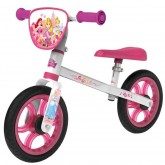 Smoby bicicleta fara pedale First Bike 2 ani+, Disney Princess