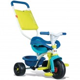 Smoby tricicleta Be Fun Confort 10m+, Blue S7600740405.01