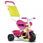 Smoby tricicleta Be Fun Confort 10m+, Pink S7600740406.01