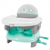 Summer booster pliabil Deluxe - Turquoise  01